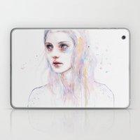 Unsaid Things Laptop & iPad Skin