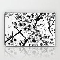Cherry Blossom #2 Laptop & iPad Skin
