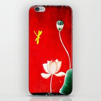Vietnamese Landscape iPhone & iPod Skin