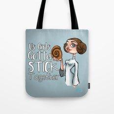 Stick Together Tote Bag