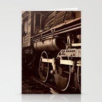 Ghost Iron Stationery Cards