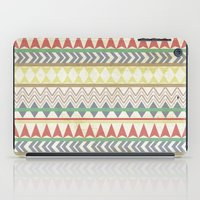 Long Afternoon iPad Case