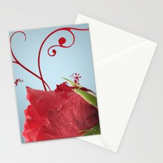 Rose, Reinvented Stationery Cards