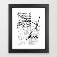 des25 Framed Art Print