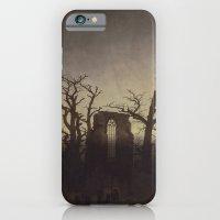 iPhone & iPod Case featuring Abbey among Oak Trees by Caspar David Friedrich by TilenHrovatic