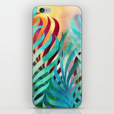 Tropical Palms iPhone & iPod Skin