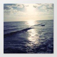An Ocean Of Love Canvas Print