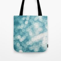 Snow Princess Tote Bag