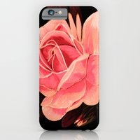Pink Rose iPhone 6 Slim Case
