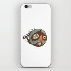 SuperMustacheMan iPhone & iPod Skin