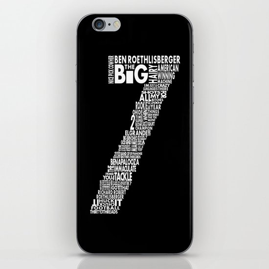 #7 iPhone & iPod Skin
