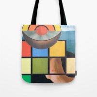 Subheading Flux Tote Bag