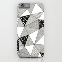 Pattern Triangles iPhone 6 Slim Case