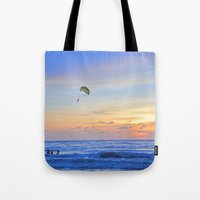 Sunset on Patong Beach Tote Bag