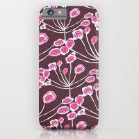 Floral Sprigs iPhone 6 Slim Case