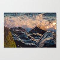 Seashore Lovin'  Canvas Print