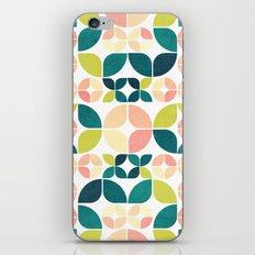 Rose Garden Pattern iPhone & iPod Skin