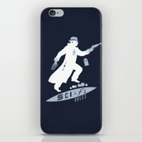 SCI-FI Rules iPhone & iPod Skin