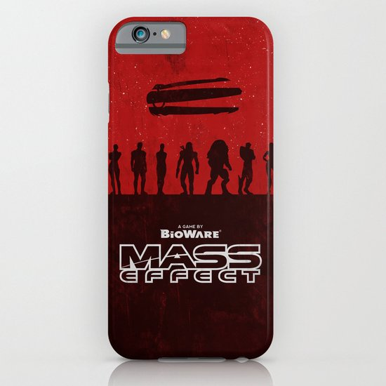 Mass Effect 1 iPhone & iPod Case