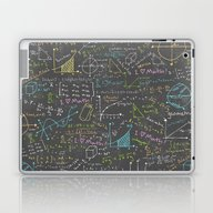 Math Lessons Laptop & iPad Skin