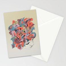 Graffiti Head Stationery Cards