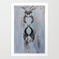 8wl Art Print