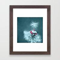 DANCE WITH ME II | BALLE… Framed Art Print