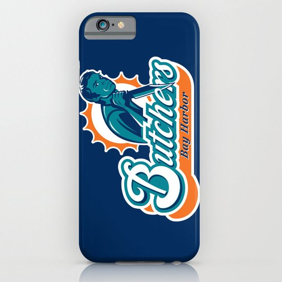 Bay Harbor Butchers iPhone & iPod Case