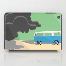 Dharma Van vs Smoke Monster iPad Case