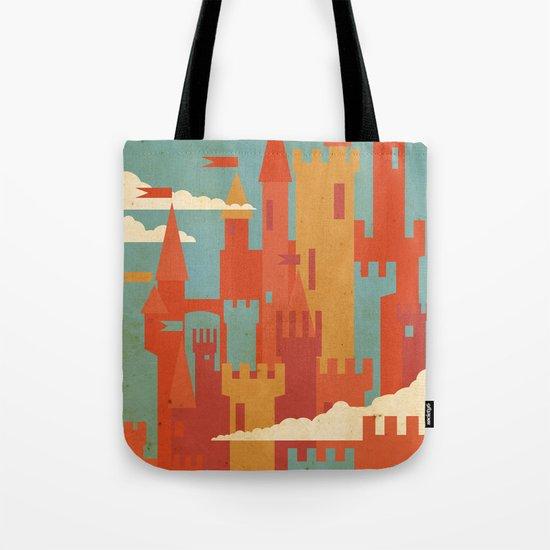 Castles  Tote Bag