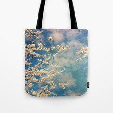 She Had a Song in Her Heart Tote Bag