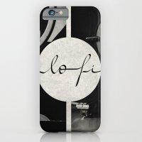 Lo-Fi // Analog Zine iPhone 6 Slim Case