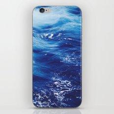 Deep Blue Ocean iPhone & iPod Skin
