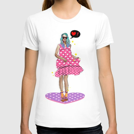 Ms. Love T-shirt