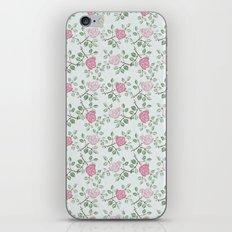 Rose Print iPhone & iPod Skin