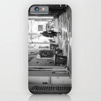 Police + Horse iPhone 6 Slim Case