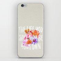 TLYS iPhone & iPod Skin