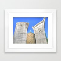 Reginald's Tower, Waterford City, Ireland Framed Art Print