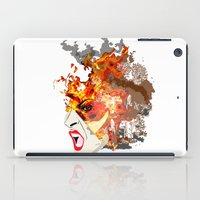 Fire- from World Elements Series iPad Case