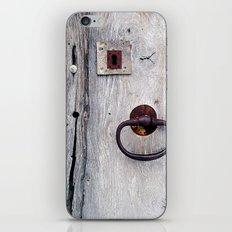 The Door iPhone & iPod Skin