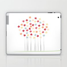 Delicate Blooms Laptop & iPad Skin
