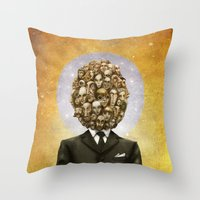 All New Tales Throw Pillow