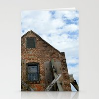 Cotton Gin House Stationery Cards
