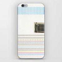 Super/computer iPhone & iPod Skin