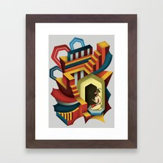 Maharaja Framed Art Print