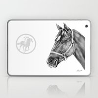 Affirmed (US) Thoroughbred Stallion Laptop & iPad Skin