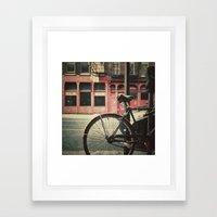 Bygone Framed Art Print