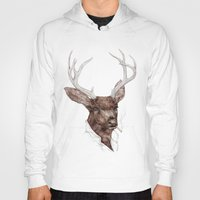 Smoking Buck Hoody