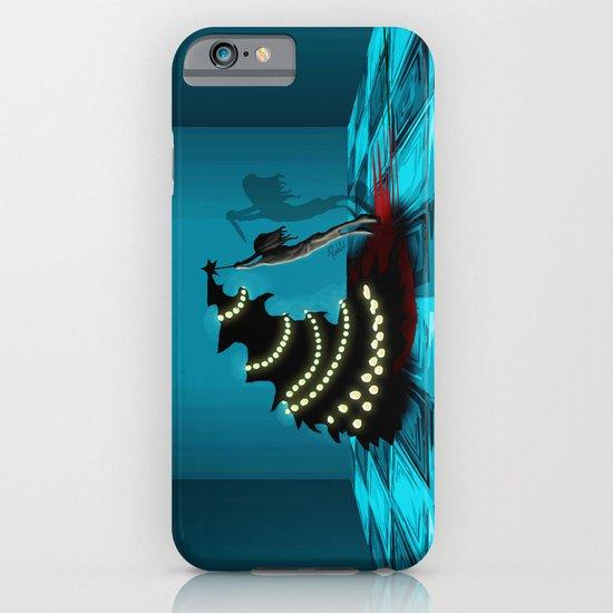 BLACK XMAS: Decorating the Christmas Tree iPhone & iPod Case