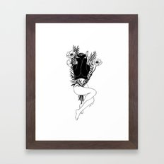 Pure Morning Framed Art Print